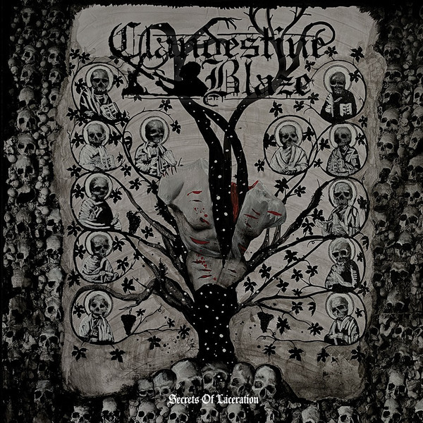 Clandestine Blaze - Secrets Of Laceration, CD