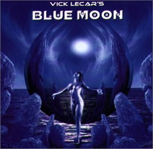 Vic Lecar - Blue Moon, CD