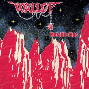 Wallop - Metallic Alps, CD