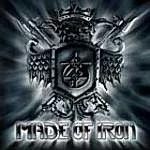 Made Of Iron - s/t, CD