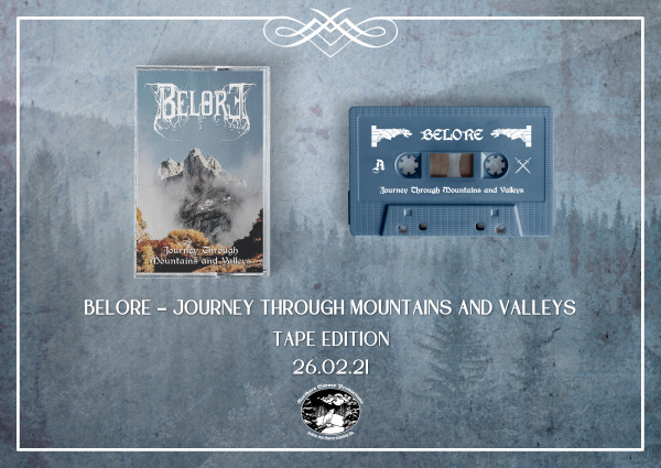 Belore - Journey Through Mountains and Valleys, TAPE
