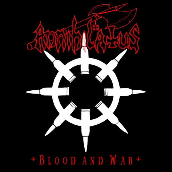 Annihilatus - Blood And War, LP