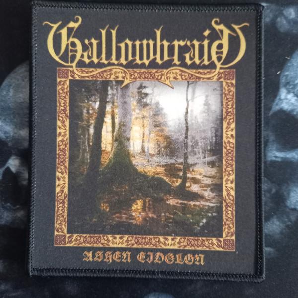 Gallowbraid - Ashen Eidolon, Patch (printed)