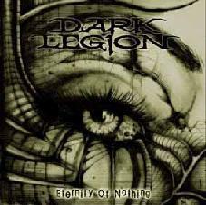 Dark Legion - Eternity Of Nothing, CD
