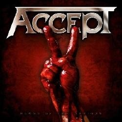 Accept - Blood Of The Nations, CD
