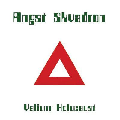 "Angst Skvadron - Valium Holocaust, 10"""