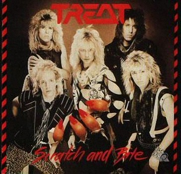 Treat - Scratch And Bite, CD