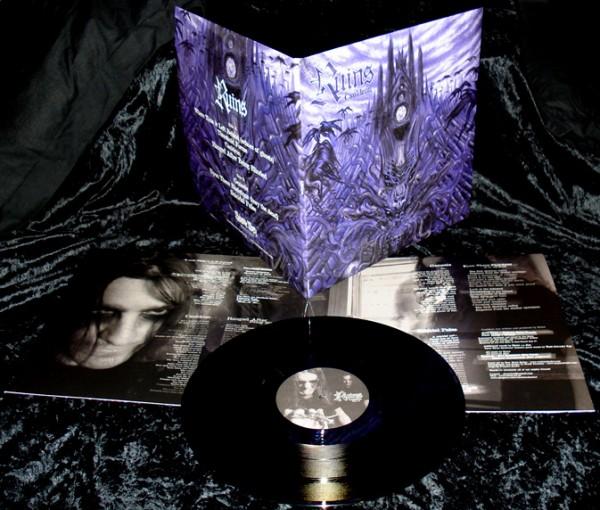 Ruins - Cauldron, LP