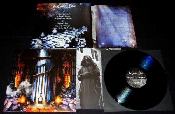 The Crevices Below - Below The Crevices, LP