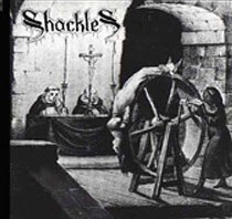 Shackles - Inquisitor's Curse, 7""