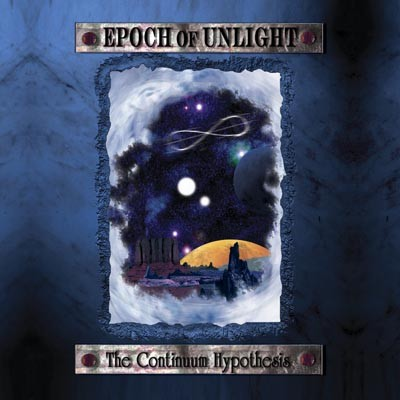 Epoch Of Unlight - The Continuum Hypothesis, SC-CD