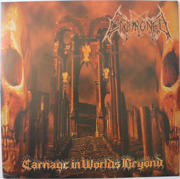 Enthroned - Carnage In Worlds Beyond, LP