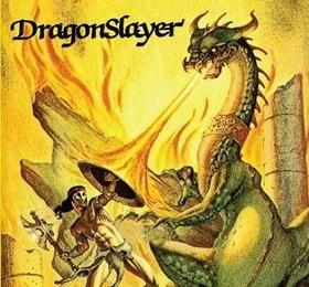 Dragonslayer - s/t, CD