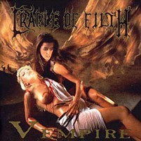 Cradle Of Filth - Vempire Or Dark Faerytales In Phallustein, DigiCD