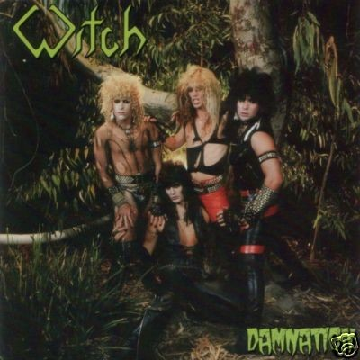 Witch - Damnation, CD