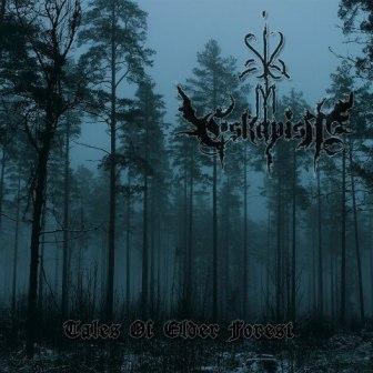 Eskapism - Tales Of The Elder Forest, CD