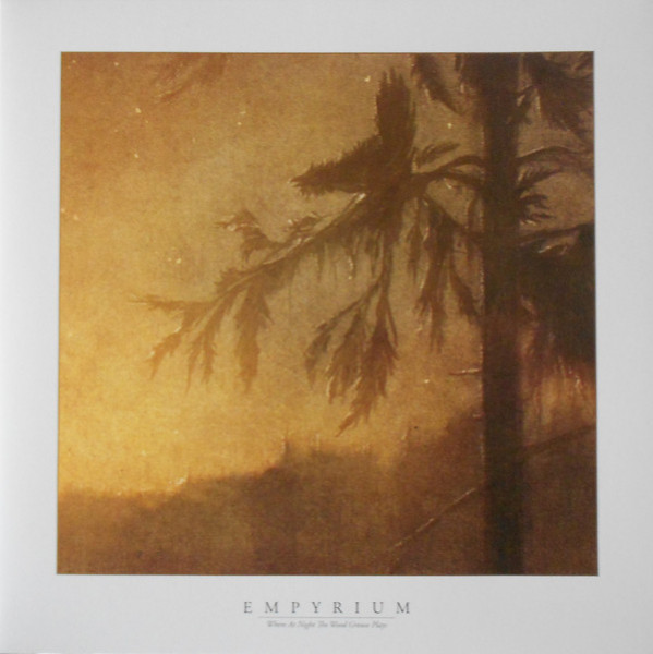 Empyrium - Where At Night The Wood Grouse Plays [gold - 500], LP