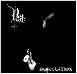 Pest (SWE) - Desecration, CD