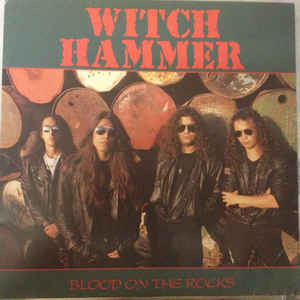 Witch Hammer - Blood On The Rocks, LP