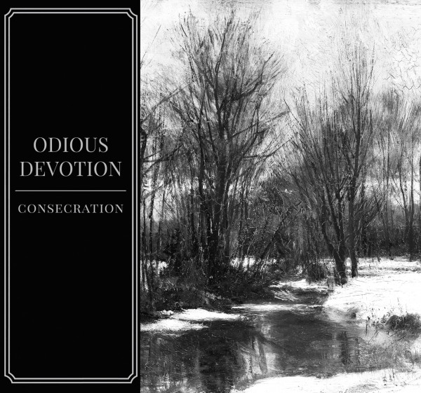 Odious Devotion - Consecration, DigiCD