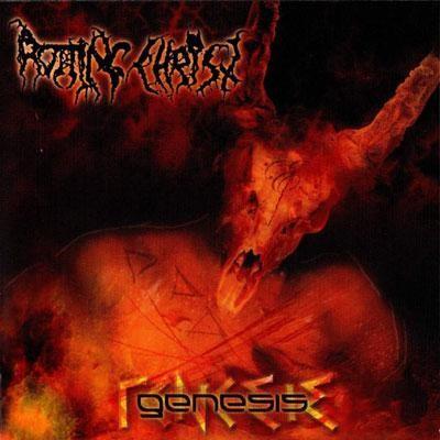 Rotting Christ - Genesis [purple], LP