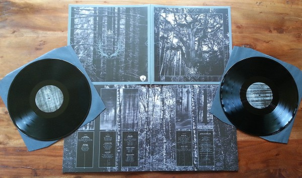 Enisum - Seasons Of Desolation, 2LP