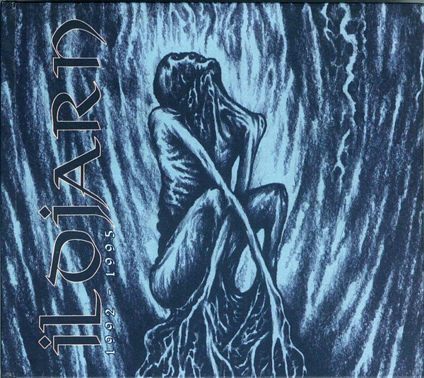Ildjarn - 1992-1995, CD DIGIBOOK