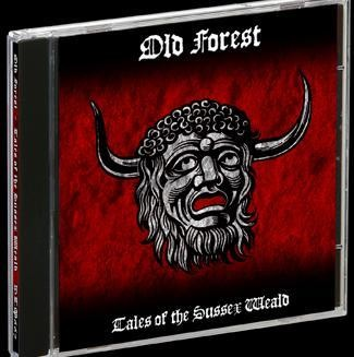 Old Forest - Tales Of The Sussex Weald, CD
