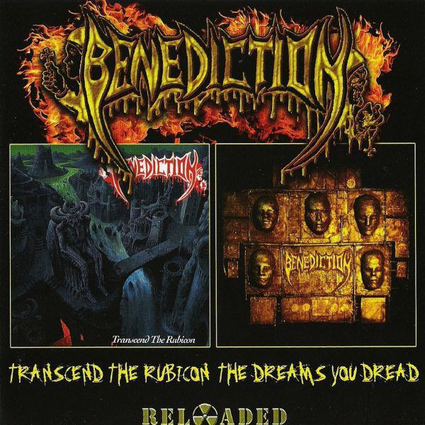 Benediction - Transcend The Rubicon/ The Dreams You Dread, 2CD