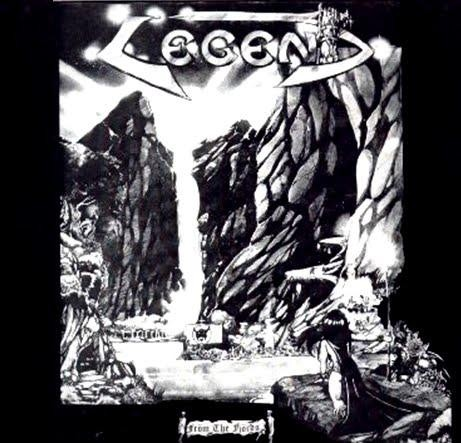 Legend (USA) - From The Fjords, LP