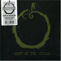 Mortiis - Crypt Of The Wizard, SC-CD