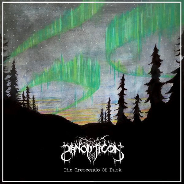 Panopticon - The Crescendo Of Dusk [green], LP