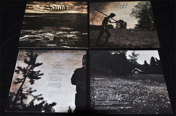 """Grift/Saiva - Split, 10"""""""