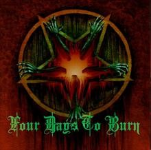 Four Days To Burn - Southern Corruption, CD
