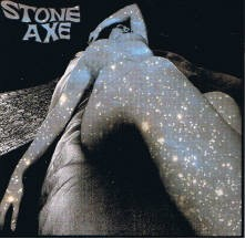Stone Axe - Riders Of The Night, 7""