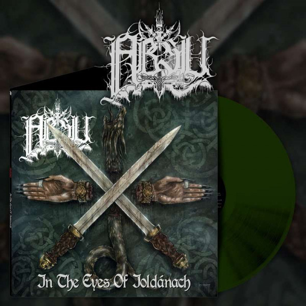 Absu - In The Eyes Of Ioldánach [swamp green - 300], LP