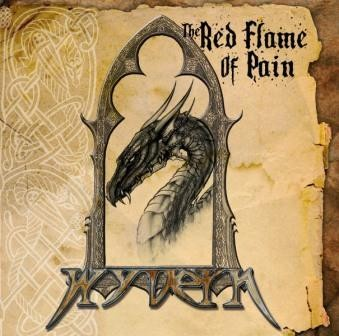 Wyvern (Ita) - The Red Flame Of Pain, CD