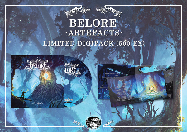 Belore - Artefacts, DigiCD
