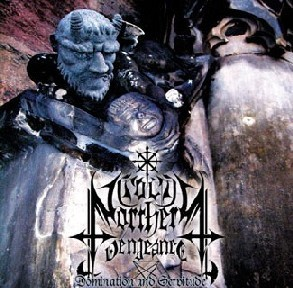 Cold Northern Vengeance - Domination And Servitude, CD