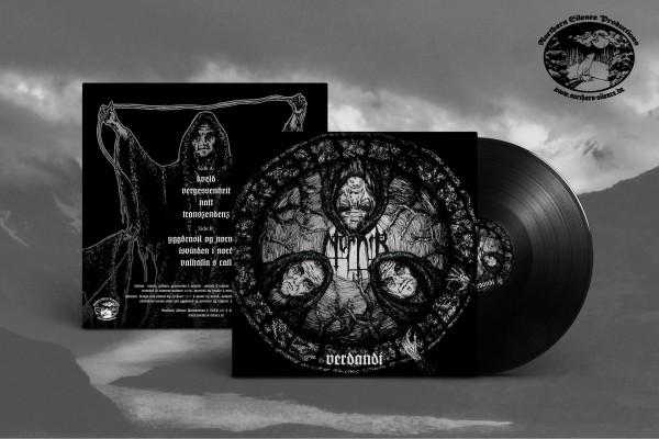 Nornir - Verdandi [black - 199], LP