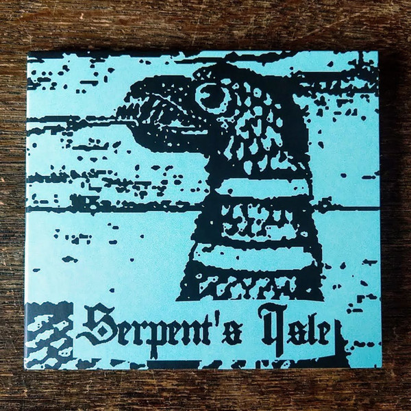Serpent's Isle - s/t, DigiCD
