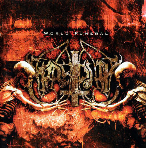 Marduk - World Funeral, CD