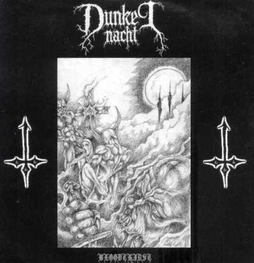 "Dunkel Nacht/Arimonium Rex - Split, 7"""