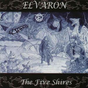 Elvaron - The Five Shires, CD