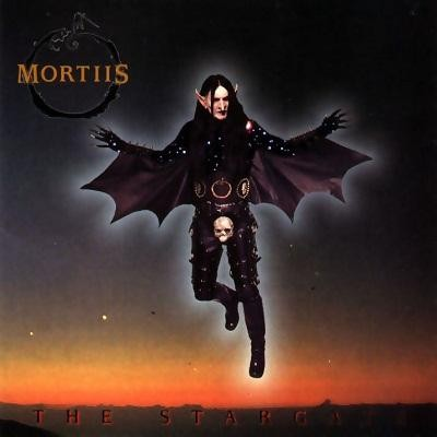 Mortiis - The Stargate, CD