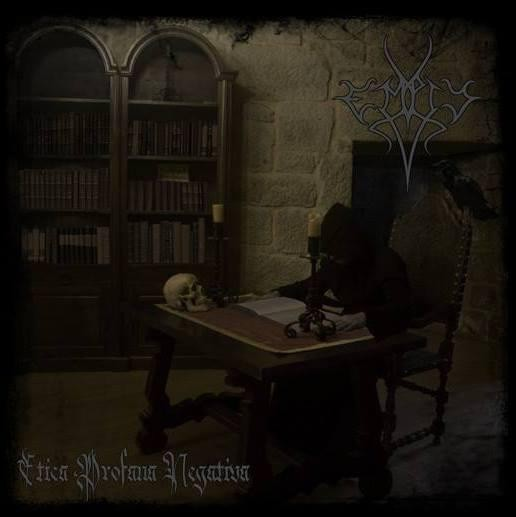 Empty - Etica Profana Negativa, CD