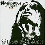 Nattefrost - Blood & Vomit, CD