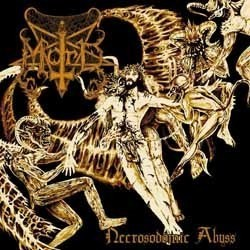 Mord - Necrosodomic Abyss, CD