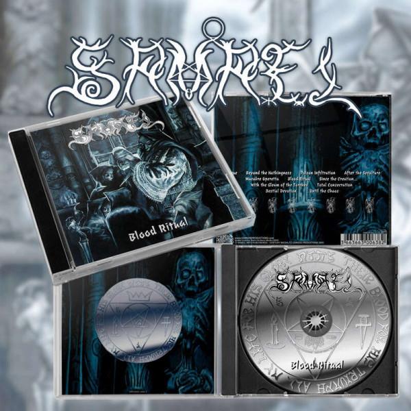 Samael - Blood Ritual, CD