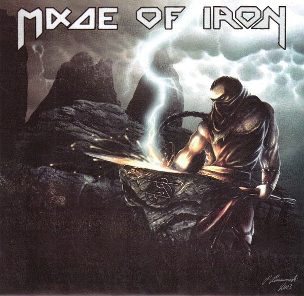 """Made Of Iron - Made Of Iron, 7"""""""